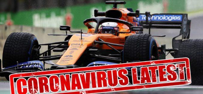 Četrnaest članova McLarena u karantinu – Početak F1 sezone odgođen!