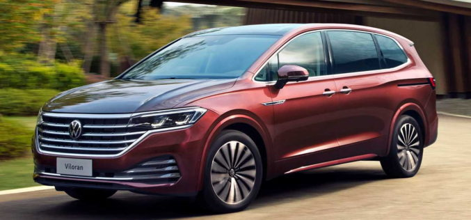 Priča sa MPV modelima nije gotova? Volkswagen predstavlja model Viloran!