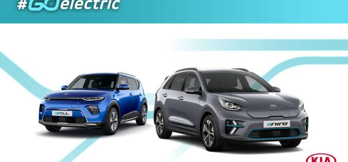 Kia predstavila planove za rast prodaje električnih vozila