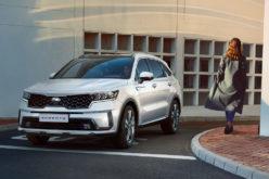 Novi Kia Sorento s novim digitalnim ekranom otklanja vozačeve mrtve uglove