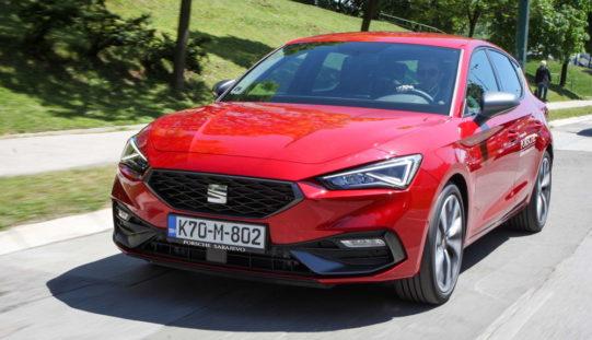 Novi SEAT Leon stigao u BiH