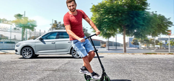 ŠKODA Scooter pomjera granice u micro mobilnosti i praktičnosti