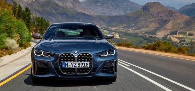 Predstavljen novi BMW Serije 4 Copue sa ekstravagantnim dizajnom