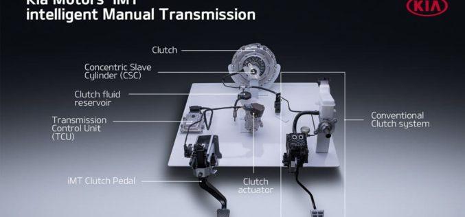 Kijin novi inteligentni ručni mjenjač (iMT)