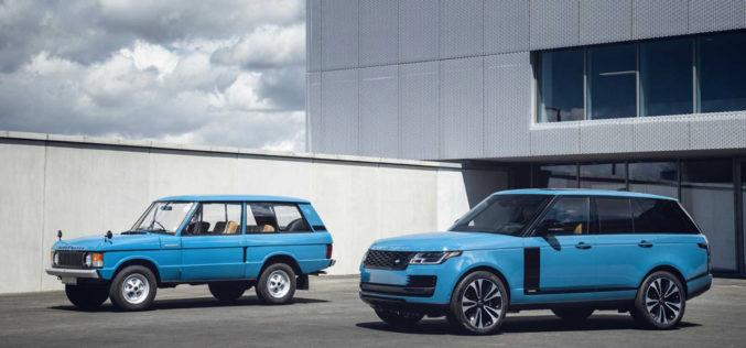 """Range Rover """"Fifty"""" obilježava pola vijeka od nastanka prve generacije"""