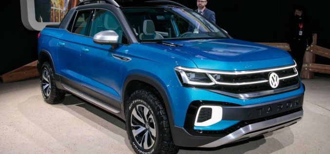 Udruženim snagama VW-a i Forda nastaju dva nova modela