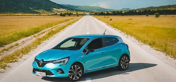Novi Renault Clio na putu kroz prirodne ljepote BiH