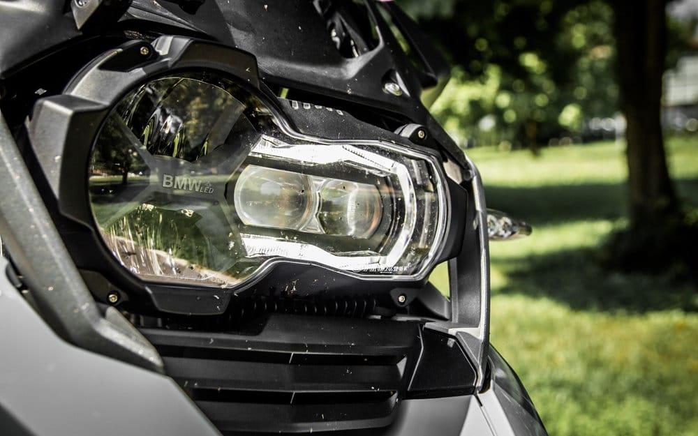 Svjetla su napravljena potpuno u LED tehnologiji.