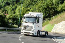 Vozili smo: Mercedes-Benz Actros 1845 – Sila na putu!