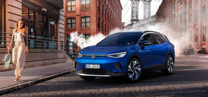 Novi Volkswagen ID. 4 – Predstavljen prvi Volkswagen električni SUV