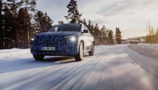 Mercedes EQA bit će predstavljen do sredine 2021. godine