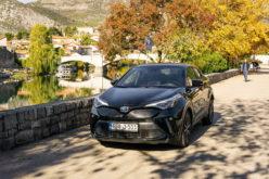 ISTRAŽI 387: Nova Toyota C-HR pronašla fantastiče lokacije za jesenji odmor!