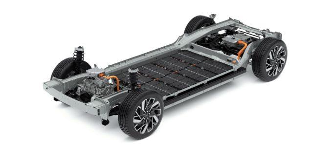 Kia predstavlja platformu E-GMP za električna vozila