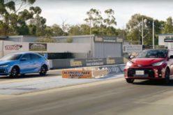 Japanski dvoboj: Toyota GR Yaris vs. Honda Civic Type R