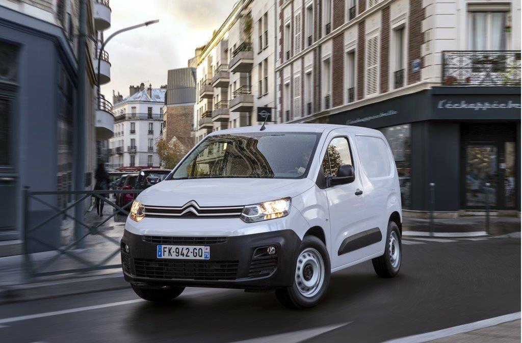 Citroën ë-Berlingo Furgon