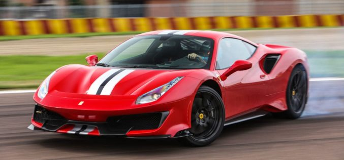 Ferrari 488 Pista brži od McLarena 720S i Porschea 911 GT2 RS