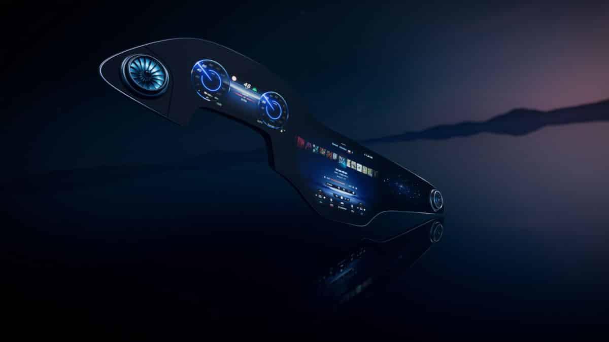 Mercedes MBUX Hyperscreen