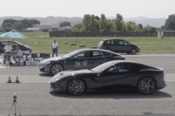 Tesla Model S P100D otpuhala još jedan Ferrari