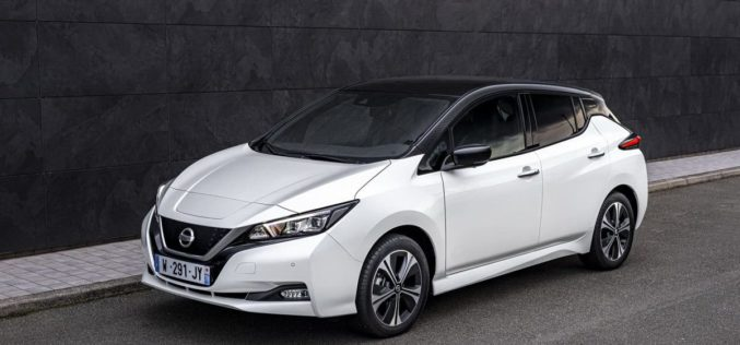 Nissan Leaf10 posebno izdanje uspješnog japanskog EV-a