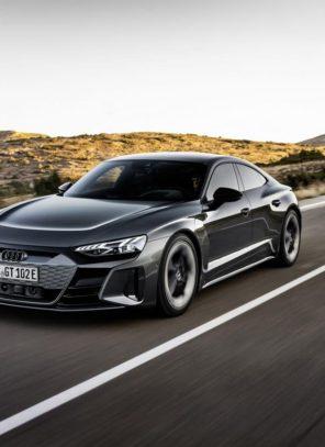 Audi e-tron GT predstavljen u proizvodnoj verziji sa 598 KS!