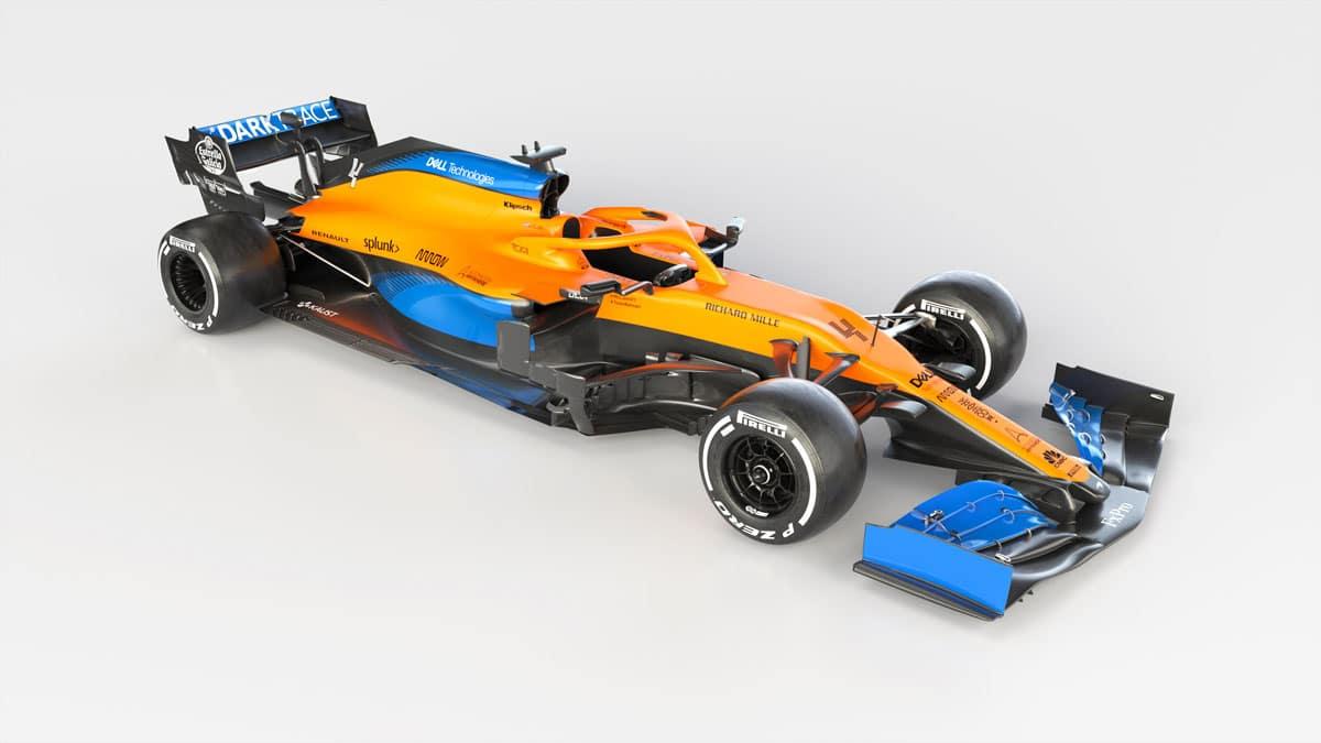 McLaren-MCL35M