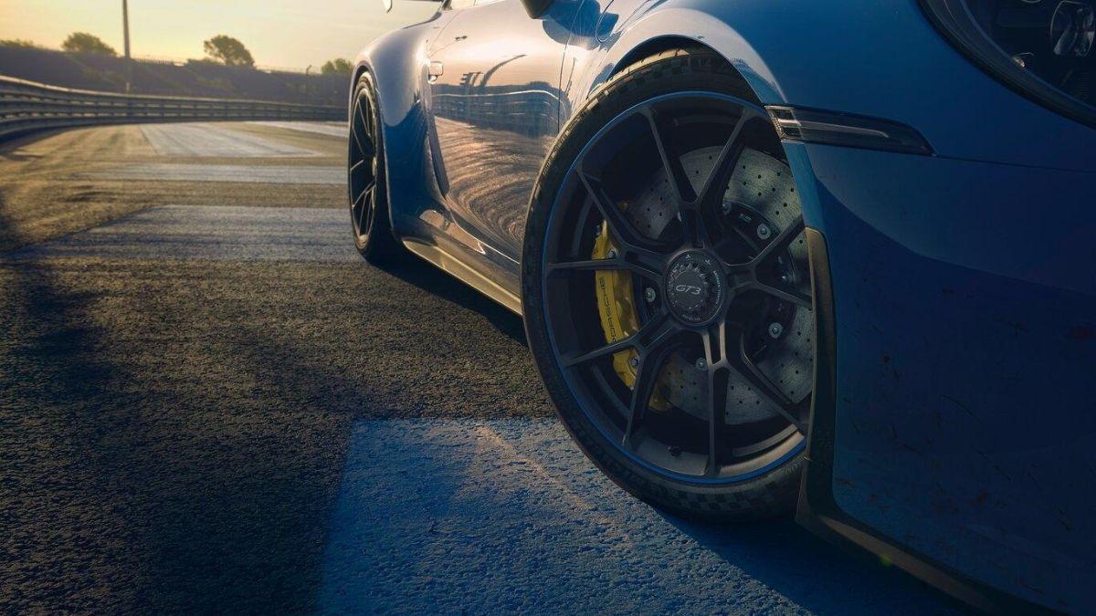 Porsche 911 GT3 - 2022