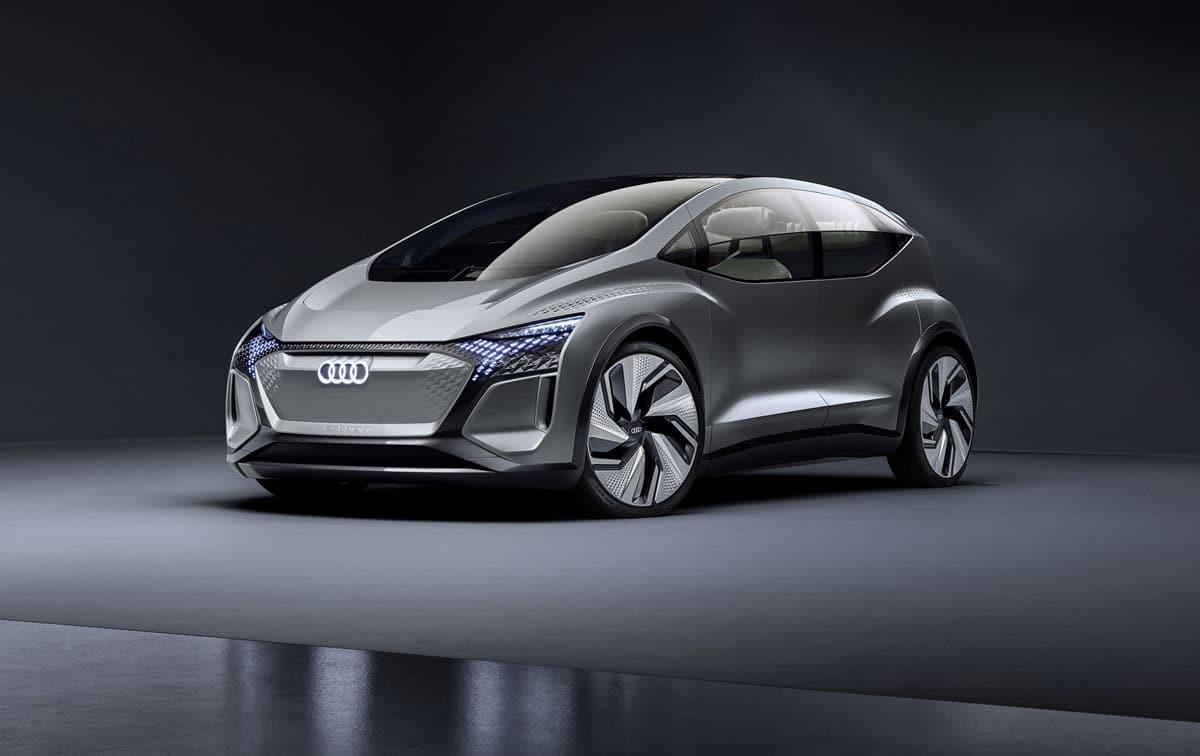 Audi Aime concept