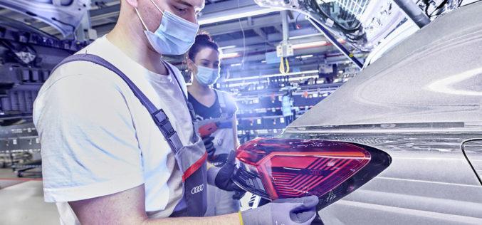 Audi Q4 e-tron ušao u serijsku proizvodnju