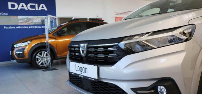 Dacia Logan u novom izdanju stigao na BH tržište