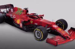 Ferrari predstavio novi SF21 bolid za 2021. godinu