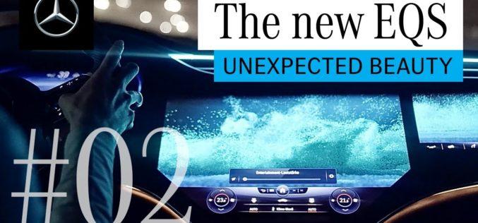 Mercedes predstavio detalje inovativnog Hyperscreen za električni EQS model