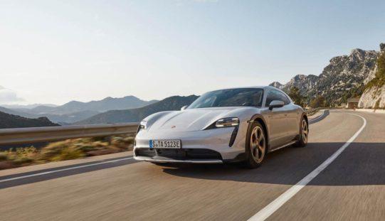 Porsche Taycan Cross Turismo – Novi model spreman je za offroad avanture