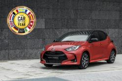 """Toyota Yaris pobjednik je prestižnog izbora za """"Automobil godine 2021."""""""