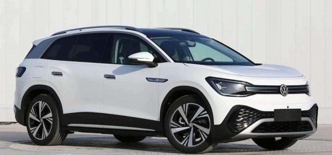 Volkswagen ID.6 Crozz – Novi električni terenac