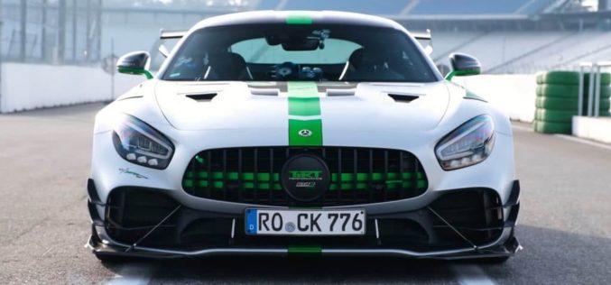 Mercedes-AMG GT R Pro TIKT sa 759 KS pomeo konkurenciju