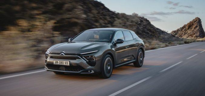 Citroën C5 X nova vrsta univerzalne krstarice!