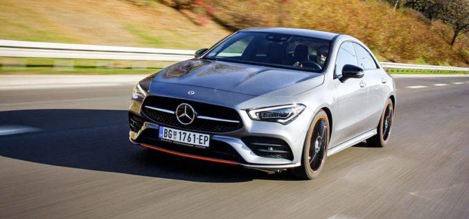 Test: Mercedes-Benz CLA 200 7G-DCT – Kad bira srce
