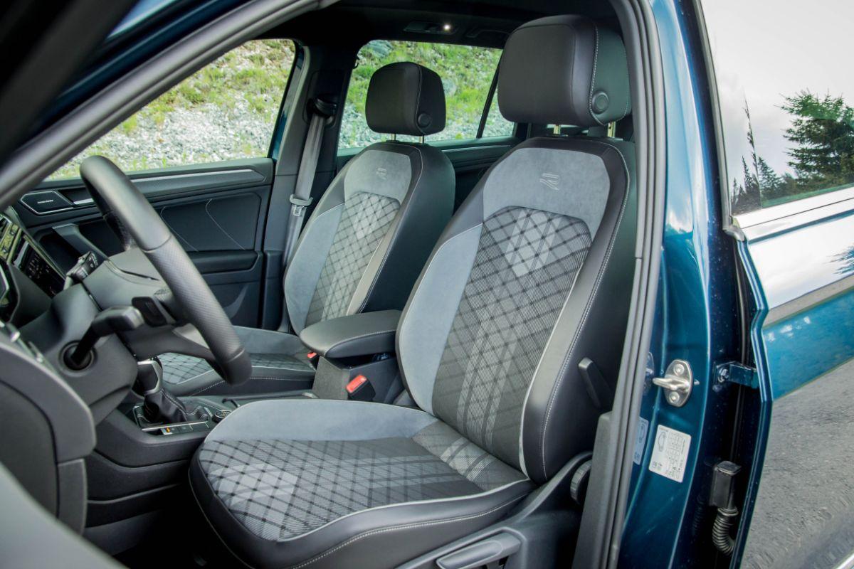 Volkswagen Tiguan facelift 2.0 TDI R-Line