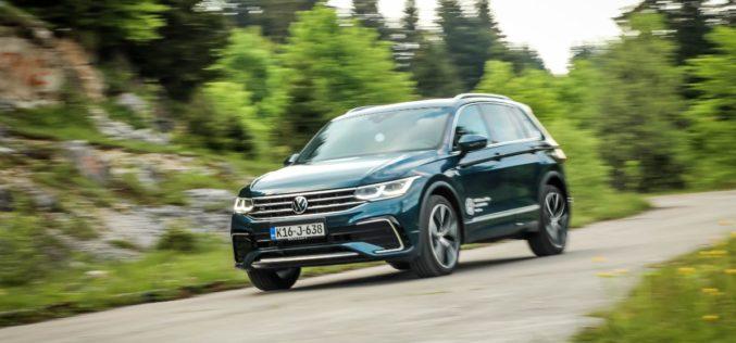 Test: Volkswagen Tiguan facelift 2.0 TDI DSG R-Line – Spremno čeka izazove!