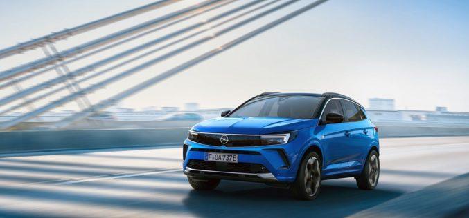 Novi Opel Grandland s novim dizajnom i visokom tehnologijom