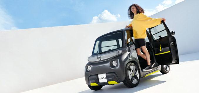 Opel Rocks‑e premijera: novo e-vozilo za nova vremena u gradu