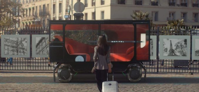 Citroën, Accor i Jcdecaux razvijaju mobilnost budućnosti