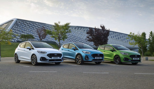 Ford Fiesta dobila osvježenje i drugu šansu za preživljavanje