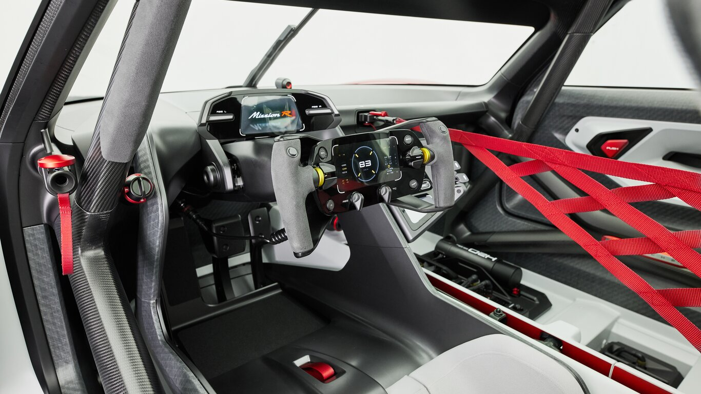 Porsche Mission R Concept