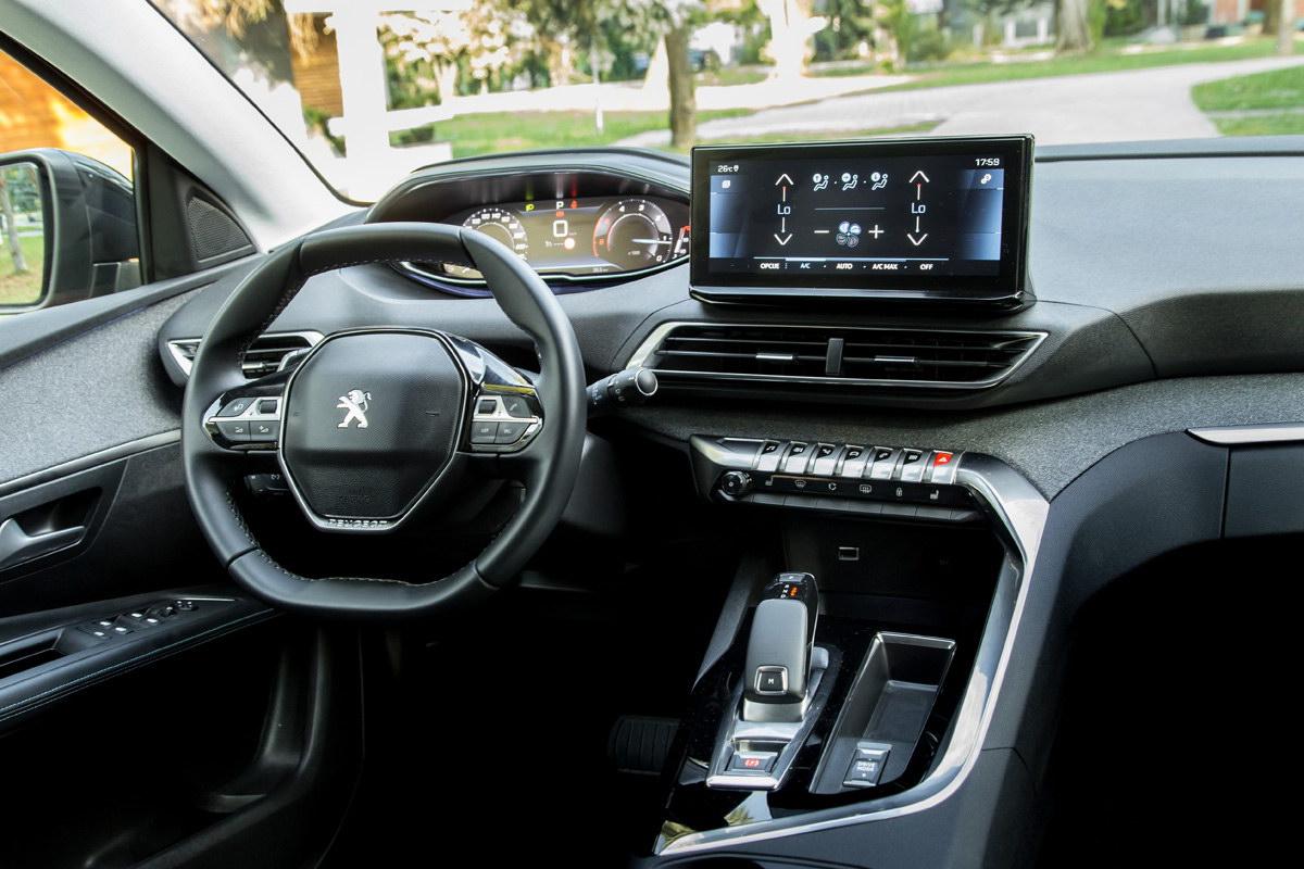 Test Peugeot 3008 1.5 BulueHDI Allure -2021