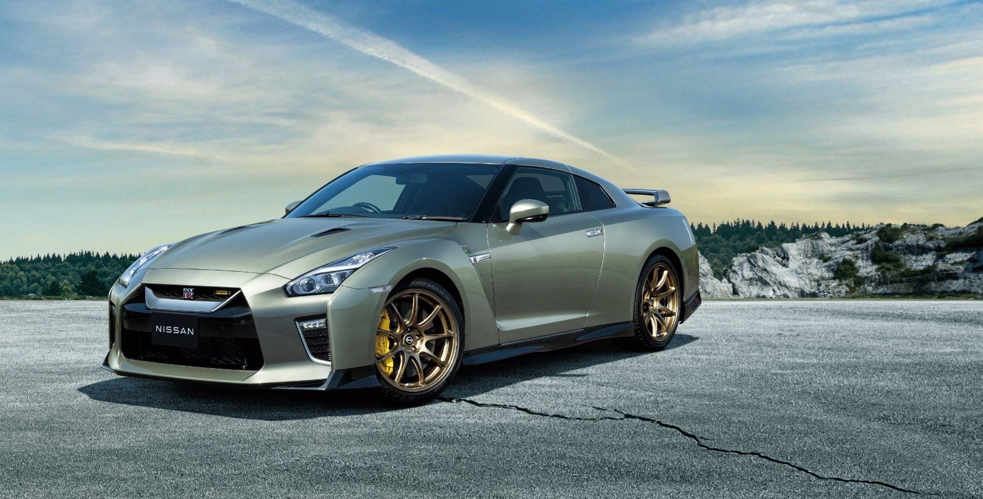 Nissan GT-R facelift 2021