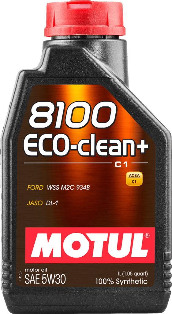 Motul 8100 Eco-clean+