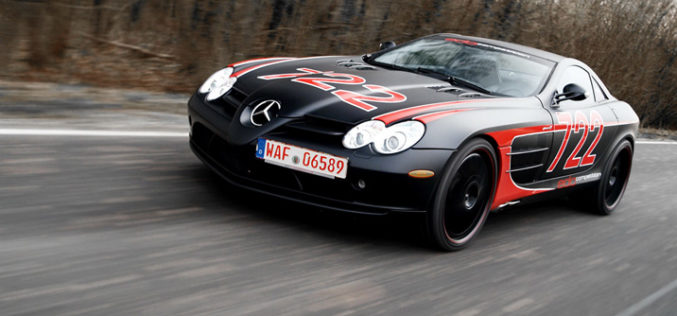 SLR 722 Black Arrow
