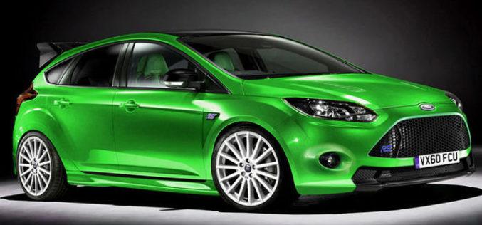 Novi Ford Focus RS!