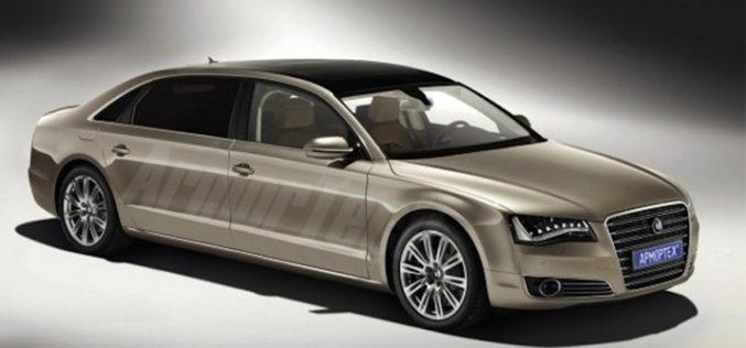 Oklopni Audi 8L